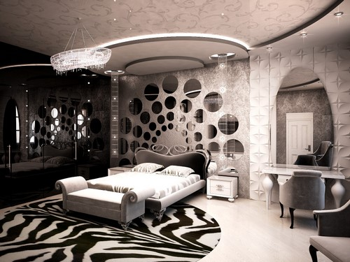 Beau design de chambre - les meilleures photos d'idées d'intérieur