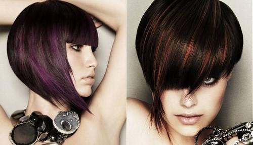Coupes de cheveux à la mode pour les femmes 2020-2021 pour différentes longueurs de cheveux