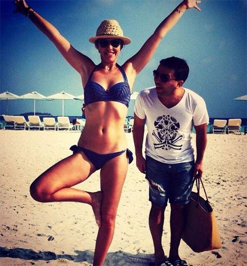 Stars russes en bikini: photos des célébrités les plus spectaculaires