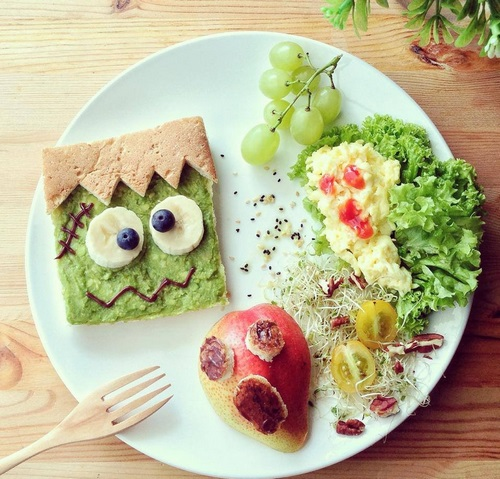 Faire des plats pour enfants - des idées pour les mères aimantes