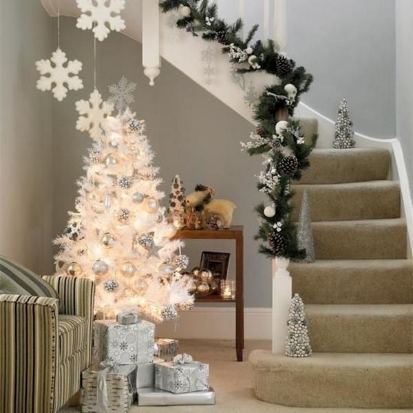 Décor de Noël magique à la maison 2020, photo, actualités
