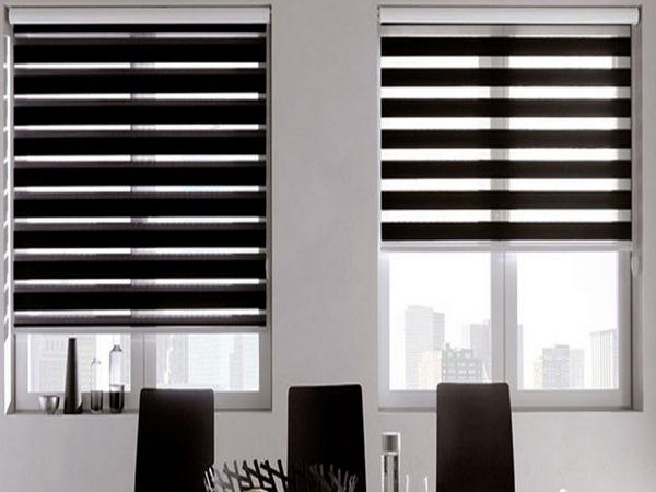 Nous sélectionnons les rideaux les plus en vogue 2020-2021 à l'intérieur de la maison: photos, idées, tendances